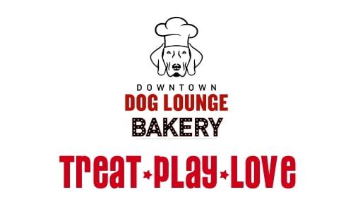 Downtown Dog Lounge Bakery logo