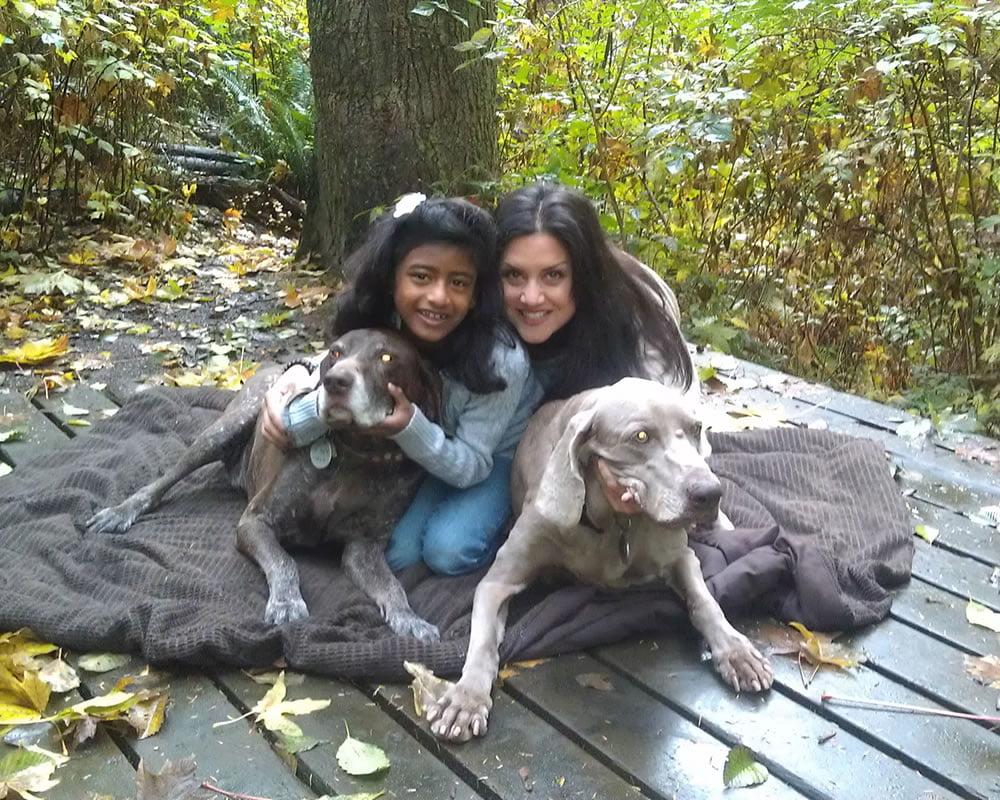 Downton Dog Lounge owner: Elise Vincentini