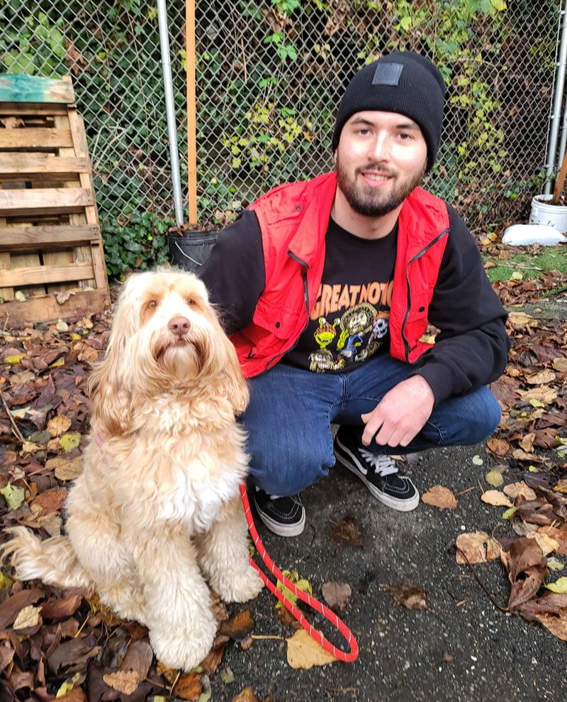 Seattle dog trainer: Tyler