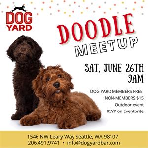Seattle Doodle Meetup in Ballard