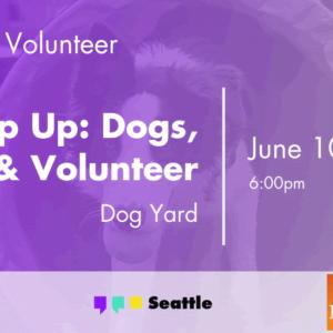 YP volunteer event
